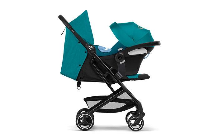 Reisesystem mit Kindersitz