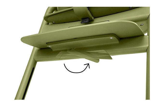 Einhand - verstellmechanismus