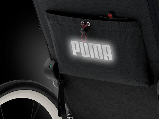 Cybex Gold By Puma Sport Kollektion Reflektierende Details Bild