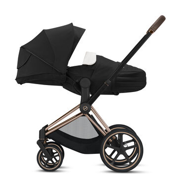 Cybex Platinum Priam Frame with Lite Cot Carousel Image