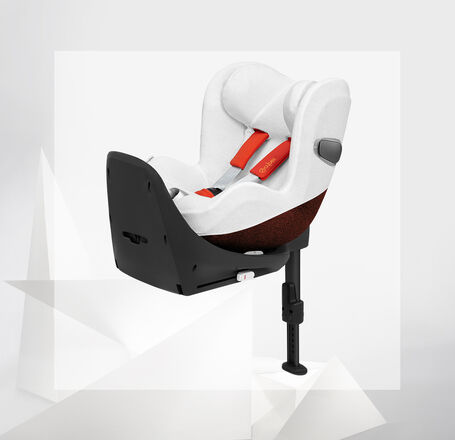 Cybex Platinum Sirona Z i-Size Kindersitz Sommerbezug Bild