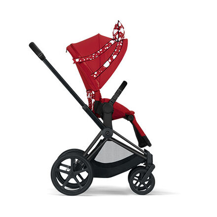 Cybex by Jeremy Scott Petticoat Collection Priam Frame with Priam Seat Pack Product Image