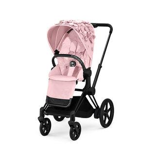 Cybex Platinum Simply Flowers Kollektion e-Priam Kinderwagen