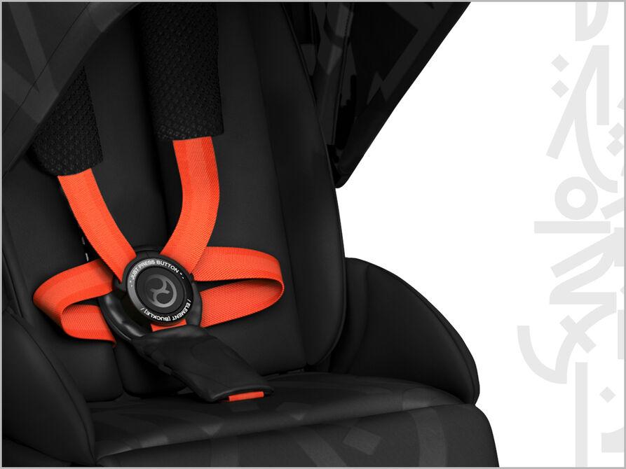 Cybex Gold Melio Street Stroller Luxury Comfort