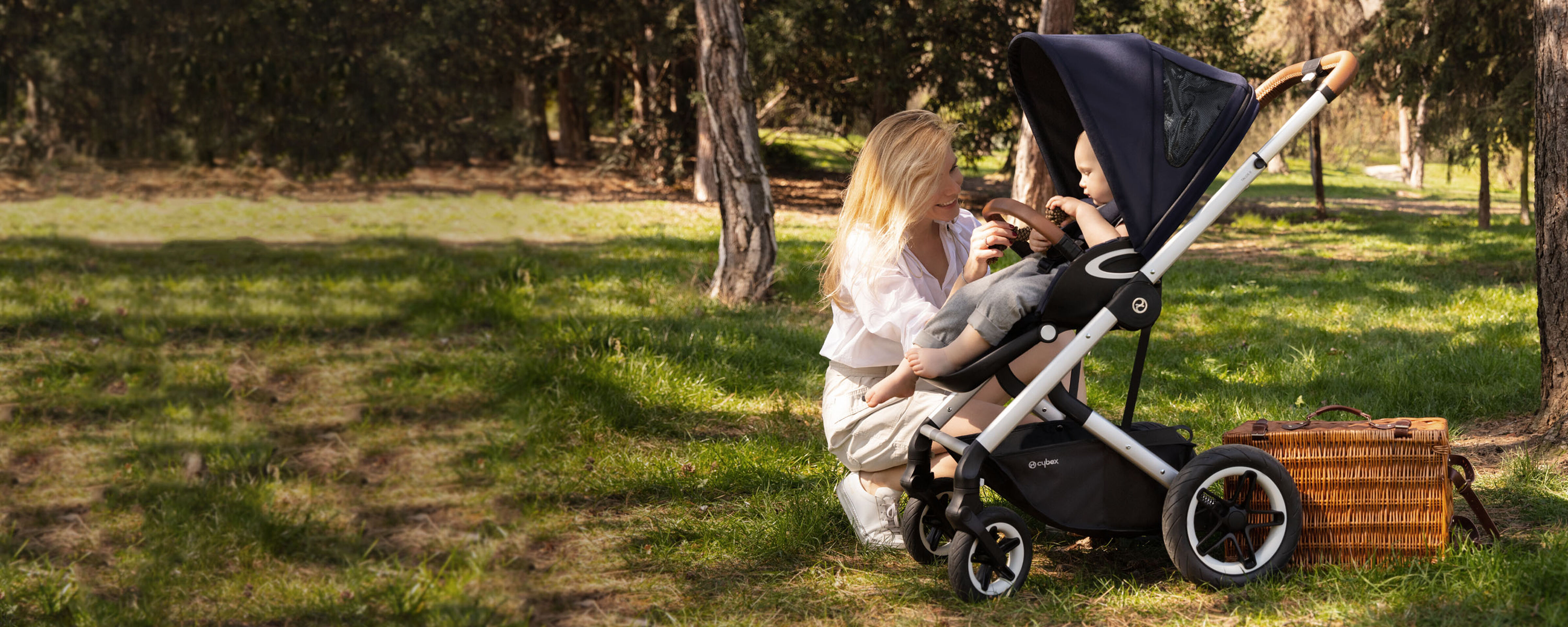 cybex gold strollers and buggies