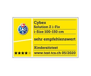 Cybex Platinum Solution Z i-Fix  Zahlreiche Ausgezeichnungen Karussell Bild