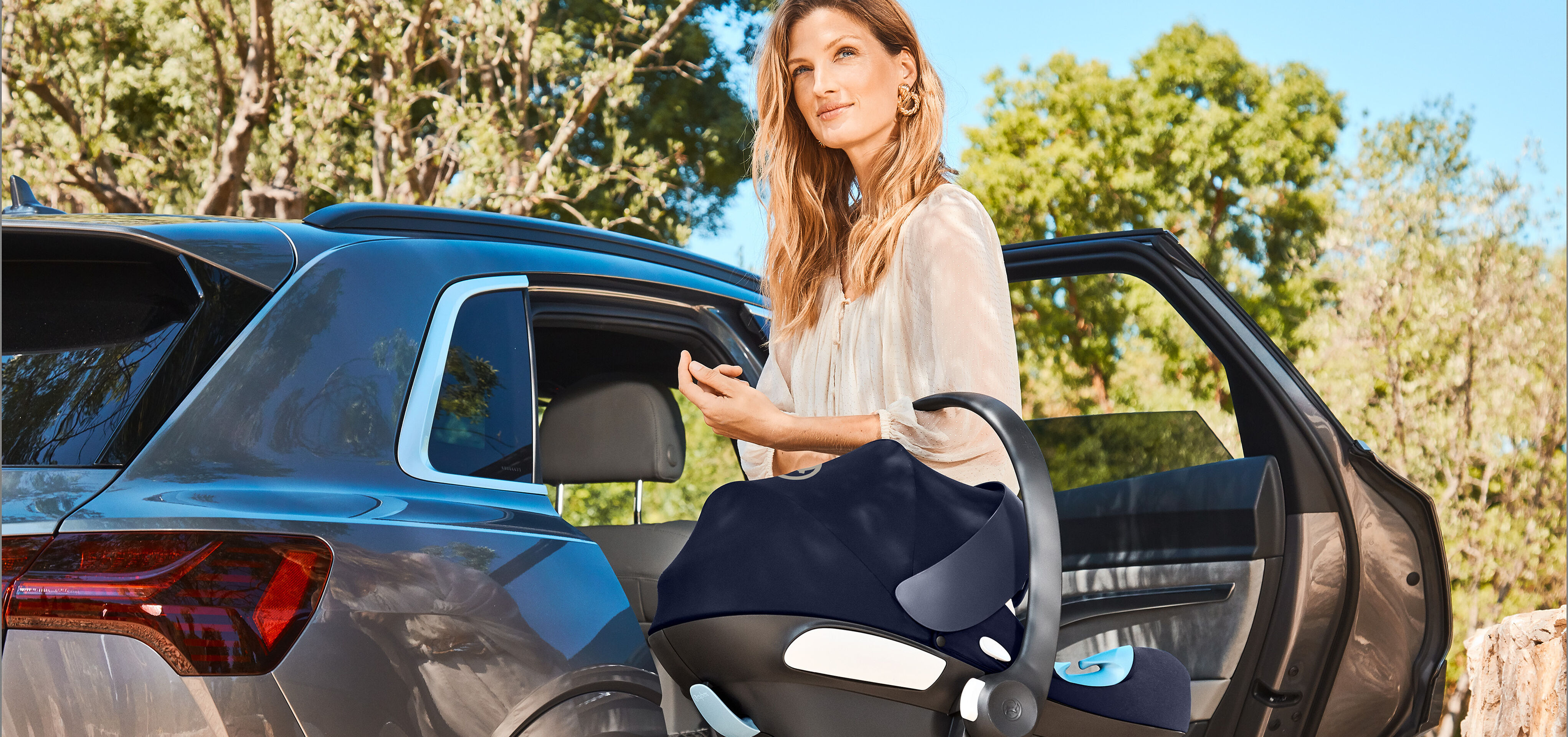 Cybex Gold Car Seat Banner Image