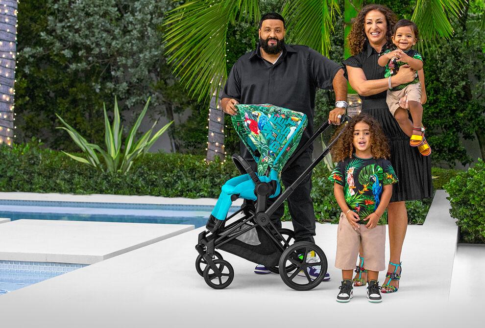 Cybex Platinum DJ Khaled Collaboration Image