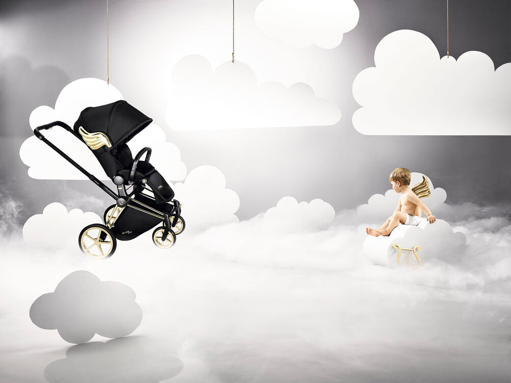 Cybex by Jeremy Scott Wings Kollektion Karussell Bild