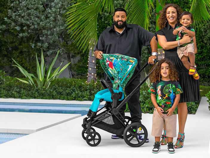 Cybex Platinum DJ Khaled Collaboration Carousel Image