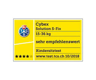 Cybex Gold Solution S-Fix Zahlreiche Ausgezeichnungen Karussell Bild