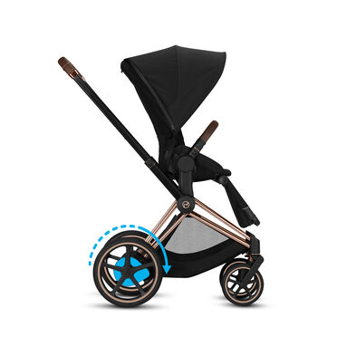 Cybex e-Priam Platinum Sitzpaket Kinderwagen