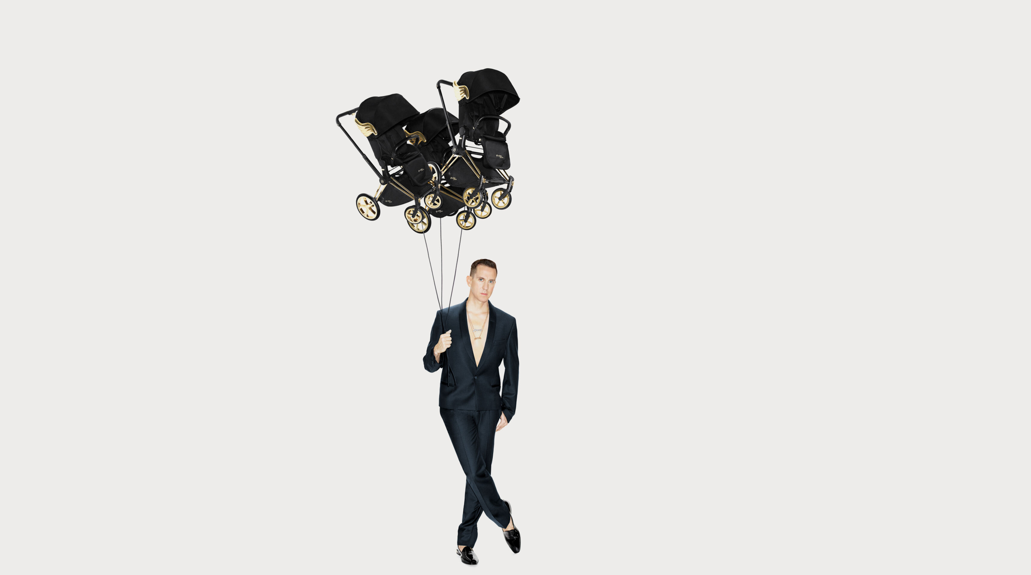 Cybex by Jeremy Scott Wings Kollektion Banner Bild