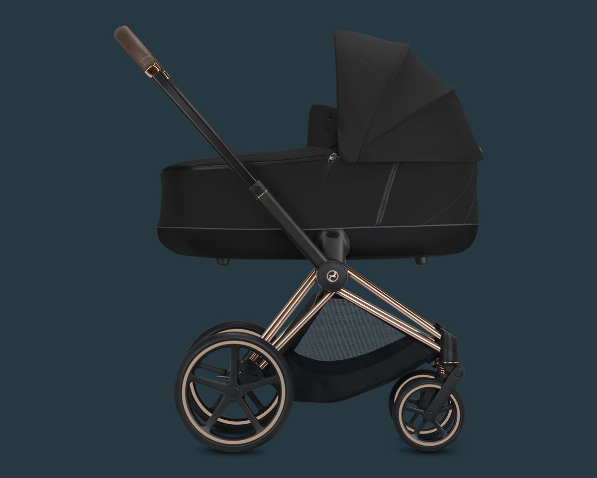 Cybex Platinum Priam Rahmen Lux Carry Cot Kinderwagen Bild