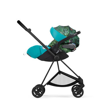 Cybex Platinum DJ Khaled Collaboration Mios Rahmen Cloud Z i-Size Kinderwagen Produkt Bild