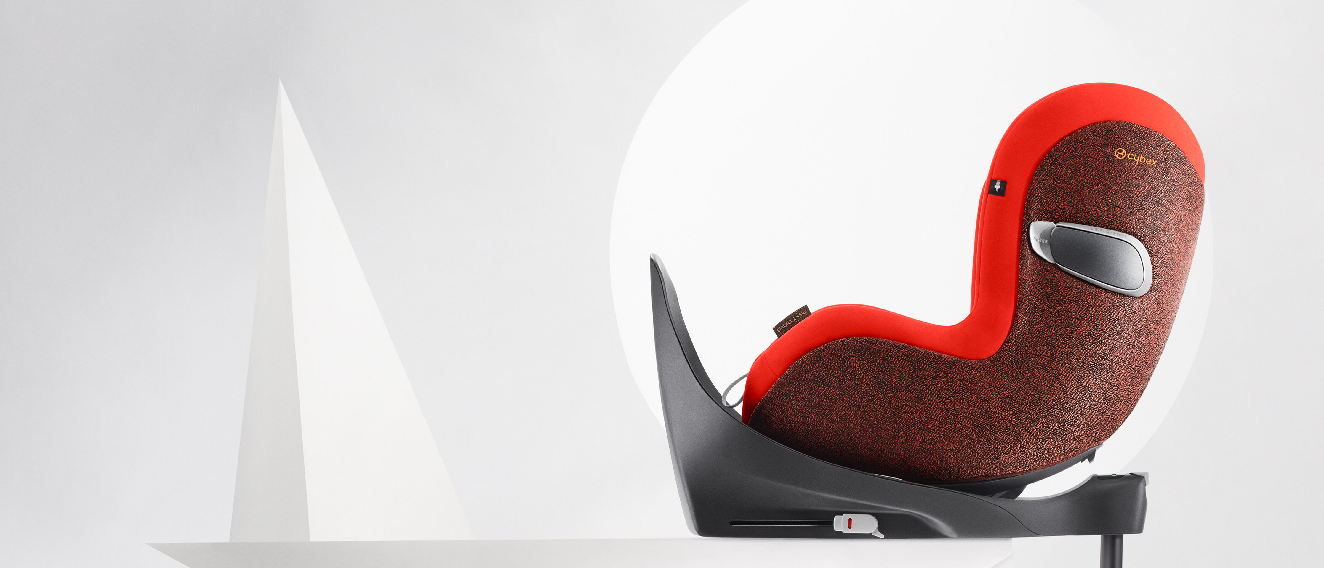 Cybex Platinum Sirona Z i-Size Kindersitz Banner
