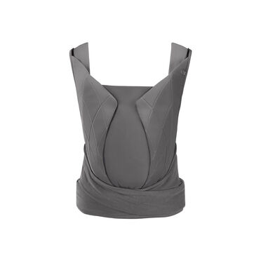 CYBEX Platinum YEMA tie Baby Carrier Soho Grey