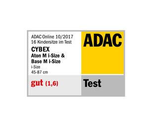 Cybex Gold Aton M i-Size Zahlreiche Ausgezeichnungen Karussell Bild