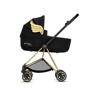 Cybex by Jeremy Scott Wings Kollektion Mios Rahmen mit Mios Carry Cot Bild