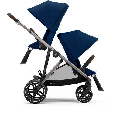 Gazelle S Double Stroller