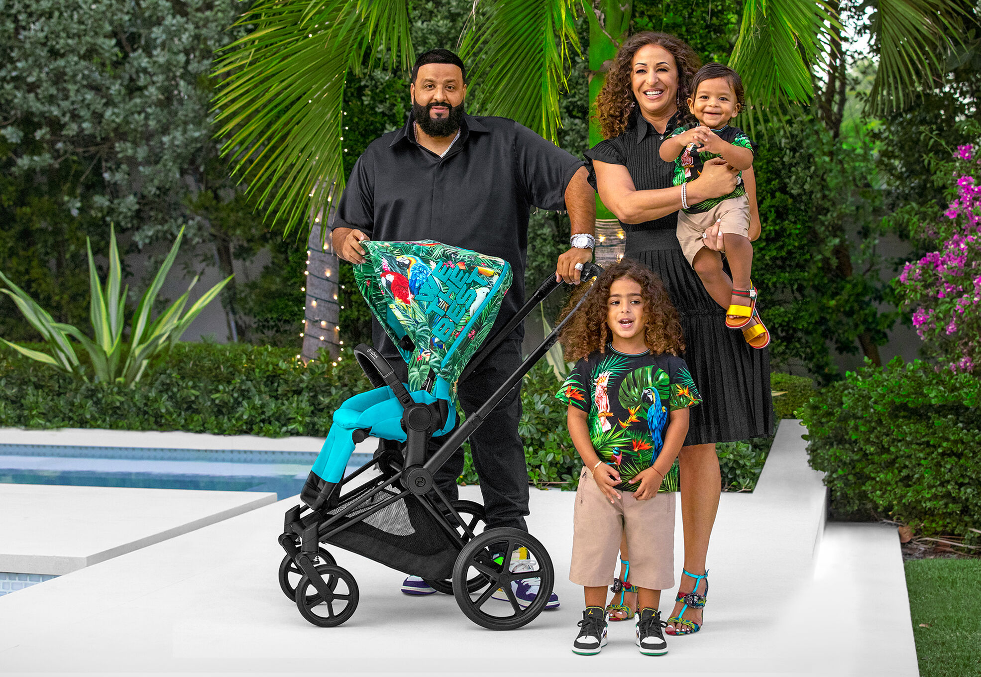 Cybex Platinum DJ Khaled Kollektion
