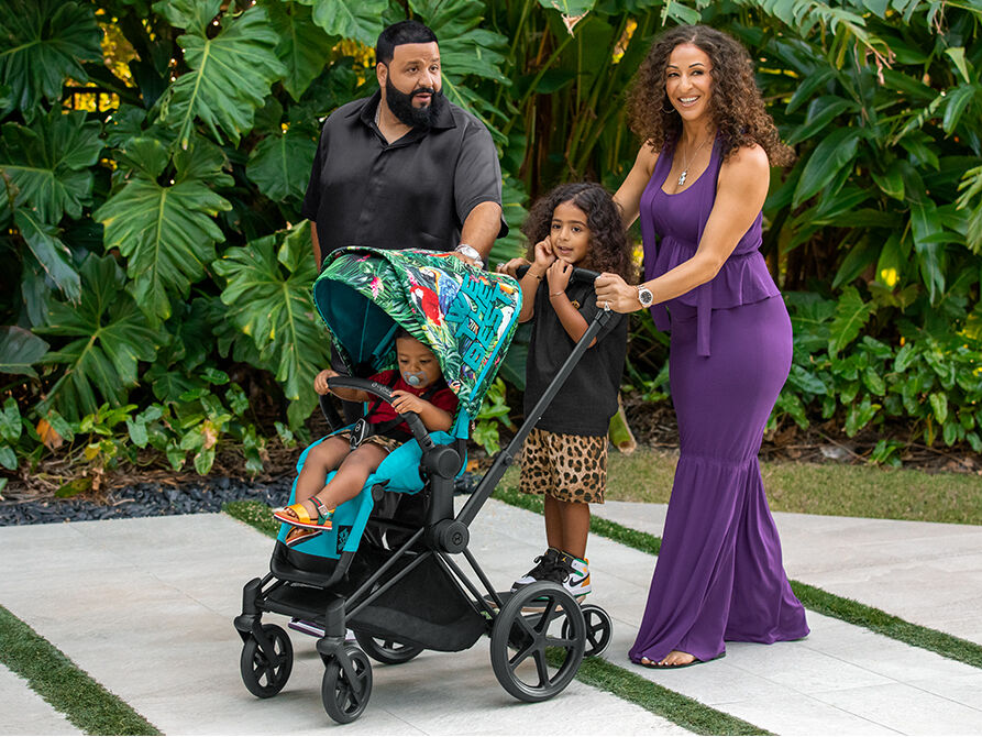 Cybex Platinum DJ Khaled Collaboration Bild