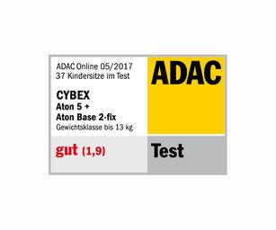 Cybex Gold Aton 5 Zahlreiche Ausgezeichnungen Karussell Bild