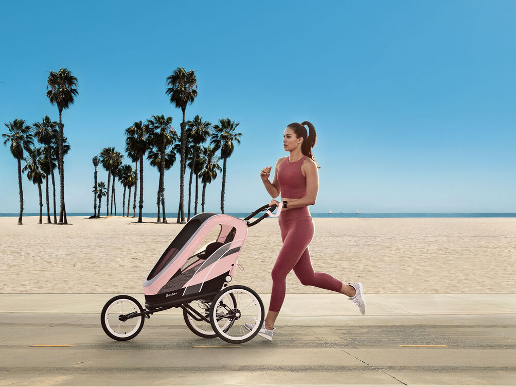 Cybex Gold Sport Strollers Carousel Campaign Image