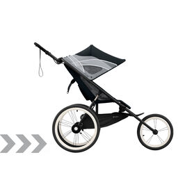 Cybex Gold Sport Avi Stroller All Black Carousel Product Image