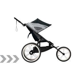 Cybex Gold Sport Avi Kinderwagen All Black Karussell Produkt Bild