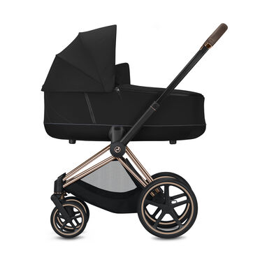 Cybex Platinum Priam Frame with Priam Lux Carry Cot Carousel Image