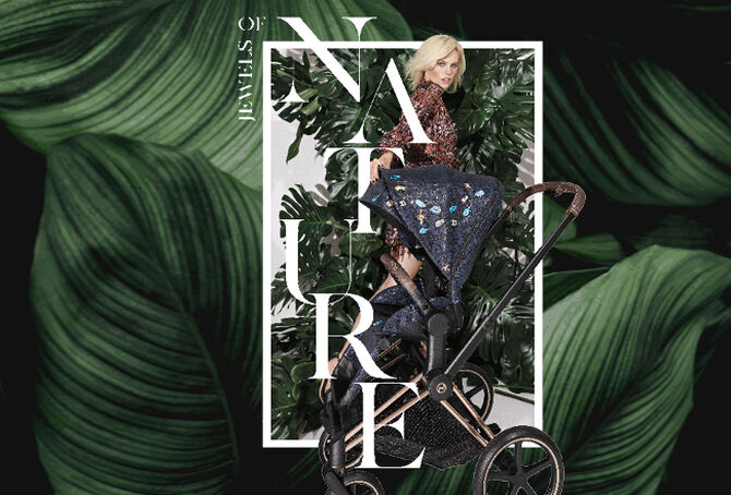 Cybex Platinum Jewels of Nature Collection Image