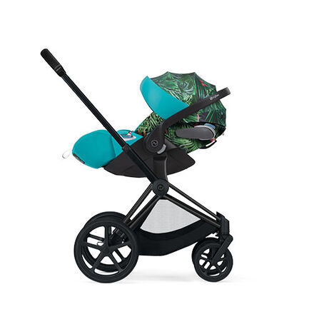 Cybex Platinum DJ Khaled Collaboration Priam Frame Cloud Z i-Size Stroller Product Image