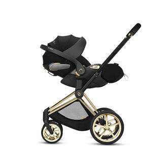 Cybex by Jeremy Scott Wings Kollektion Priam Rahmen mit Cloud Z i-Size Produkt Bild