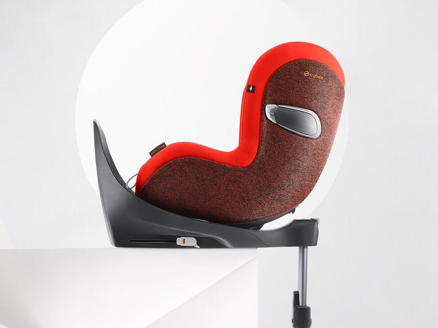 Cybex Platinum Sirona Z i-Size Car Seats Image