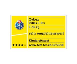 Cybex Gold Pallas S-Fix Zahlreiche Ausgezeichnungen Karussell Bild