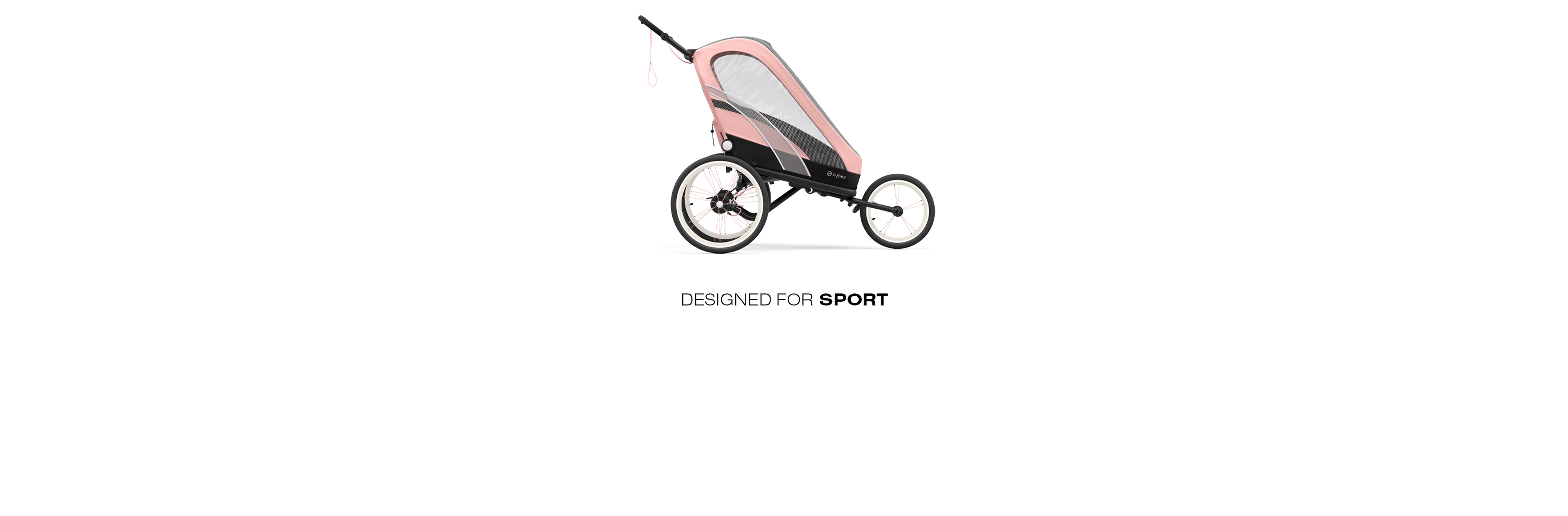 Cybex Gold Sport Zeno Stroller Product Image