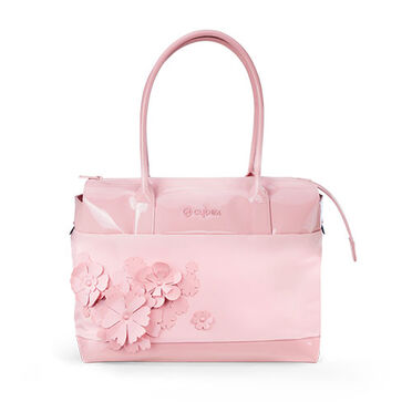 Cybex Platinum Simply Flowers Changing Bag Pale Blush