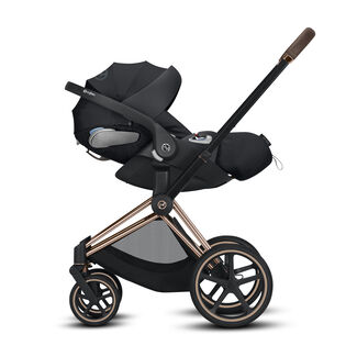 Cybex Priam Platinum Cloud Z i-Size Kinderwagen Bild