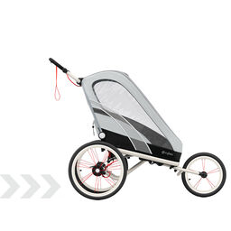 Cybex Gold Sport Zeno Stroller Medal Grey Carousel Product Image