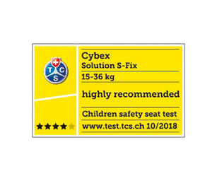 Cybex Gold Solution S-Fix Multiple Awards Carousel Image