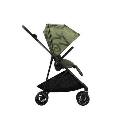 Cybex Gold Melio Street Sitzpaket Kinderwagen Olive Green