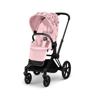 Cybex Platinum Simply Flowers Collection Priam Stroller