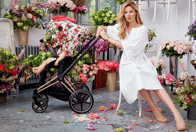 Cybex Platinum Spring Blossom Collection Image