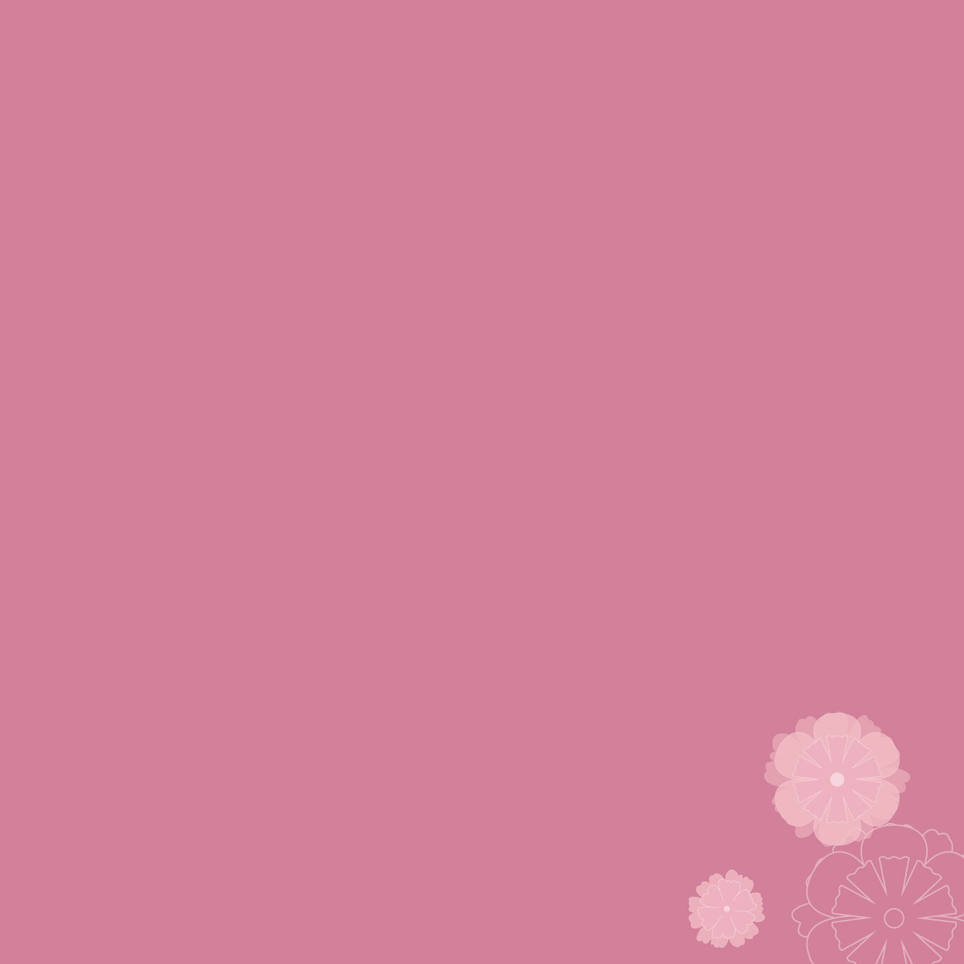 Cybex Platinum Simply Flowers Collection Background