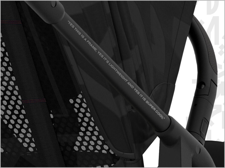 Cybex Gold Melio Street Stroller Ultra Lightweight