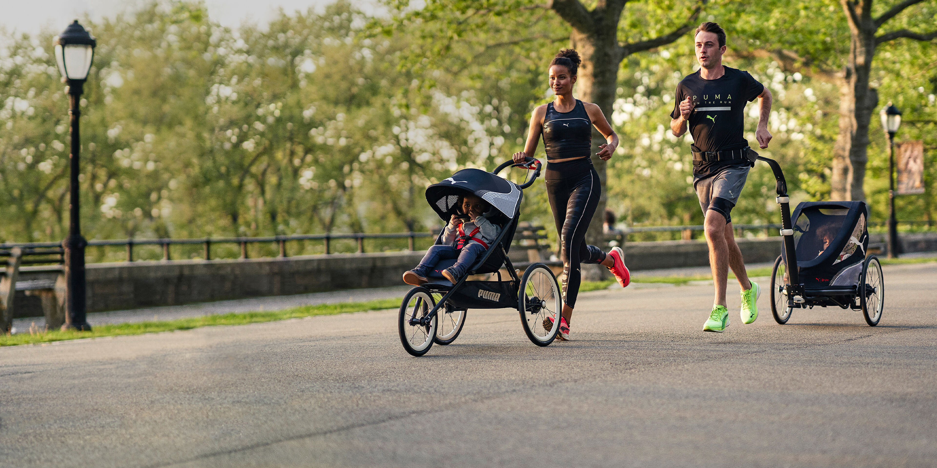 Cybex Gold by PUMA Sport Collection Image