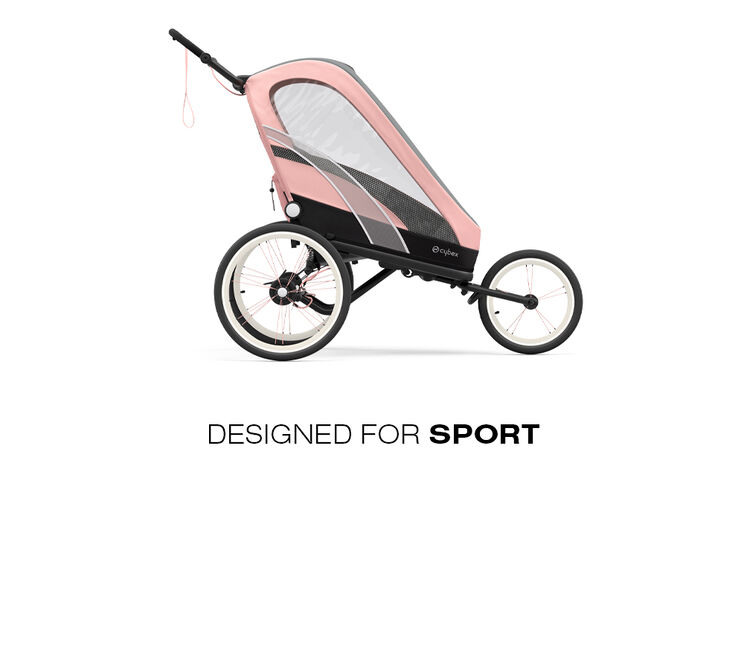 Cybex Gold Sport Zeno Kinderwagen Produkt Bild