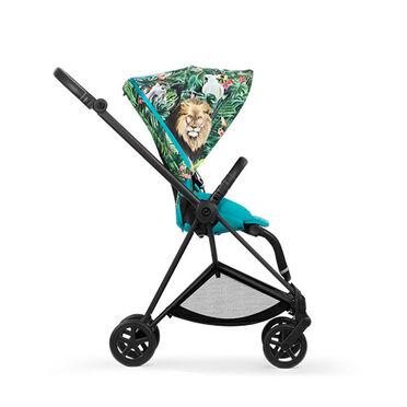 Cybex Platinum DJ Khaled Collaboration Mios Rahmen Sitzpaket Kinderwagen Produkt Bild