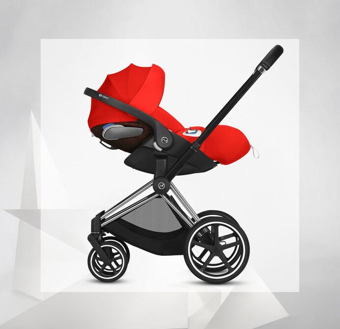 Cybex Platinum Cloud Z i-Size Kindersitze Reisesystem Bild